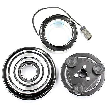 New A//C AC Compressor Clutch Repair Kit For Impreza Subaru Outback /& WRX