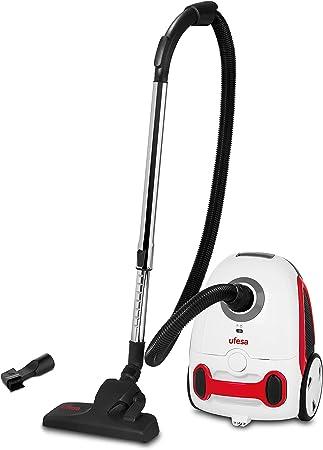 Ufesa AC3050 - Aspirador con bolsa, Diseño compacto, 2L de ...