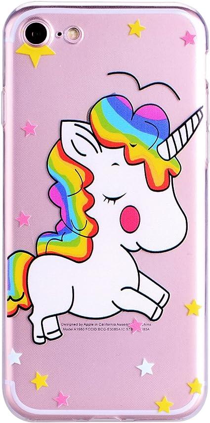 custodia unicorno iphone 7