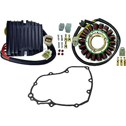 amazon com kit improved heavy duty stator mosfet voltage rh amazon com