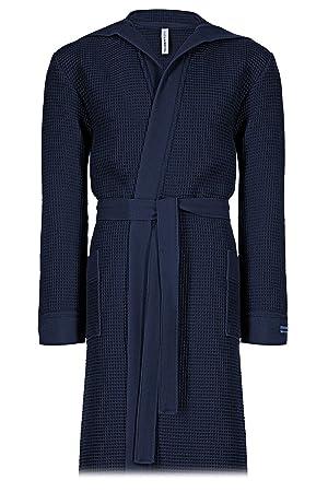 Thalasso Taubert soft Piqué 120 cm lang Kimono Bademantel