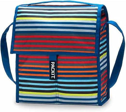 PackIt SOC-CS-0015 Social - Bolsa térmica (10 L): Amazon.es: Hogar