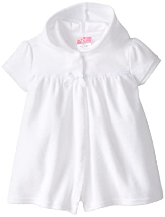 93daf5071e Amazon.com  Sol Swim Little Girls  Toddler  Toddler Terry Cover-Up ...