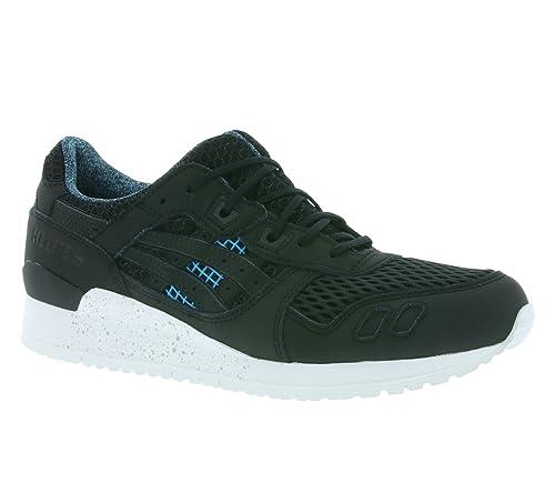 0d6c7b99ef5ef Asics Gel Lyte III DN6L0 9090 Sneaker Unisex Adulto Multicolore Black -  duradrusti.org
