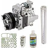 AC Compressor w/A/C Repair Kit For Mazda CX-7 2007 2008