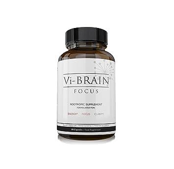 Vi Brain Nootropic Supplement Nootropics Brain Vitamins To