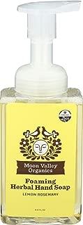 product image for Moon Valley Organics, Soap Hand Liquid Lemon Rosemary Organic, 8.8 Fl Oz