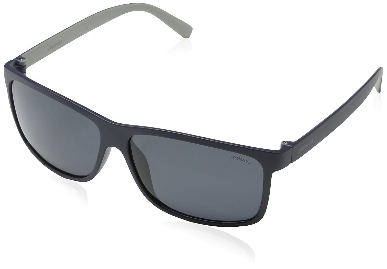 Polaroid PLD 3010/S C3 LLU, Gafas de sol para Hombre, Azul (Dark Blue Grey Pz), 59: Amazon.es: Ropa y accesorios