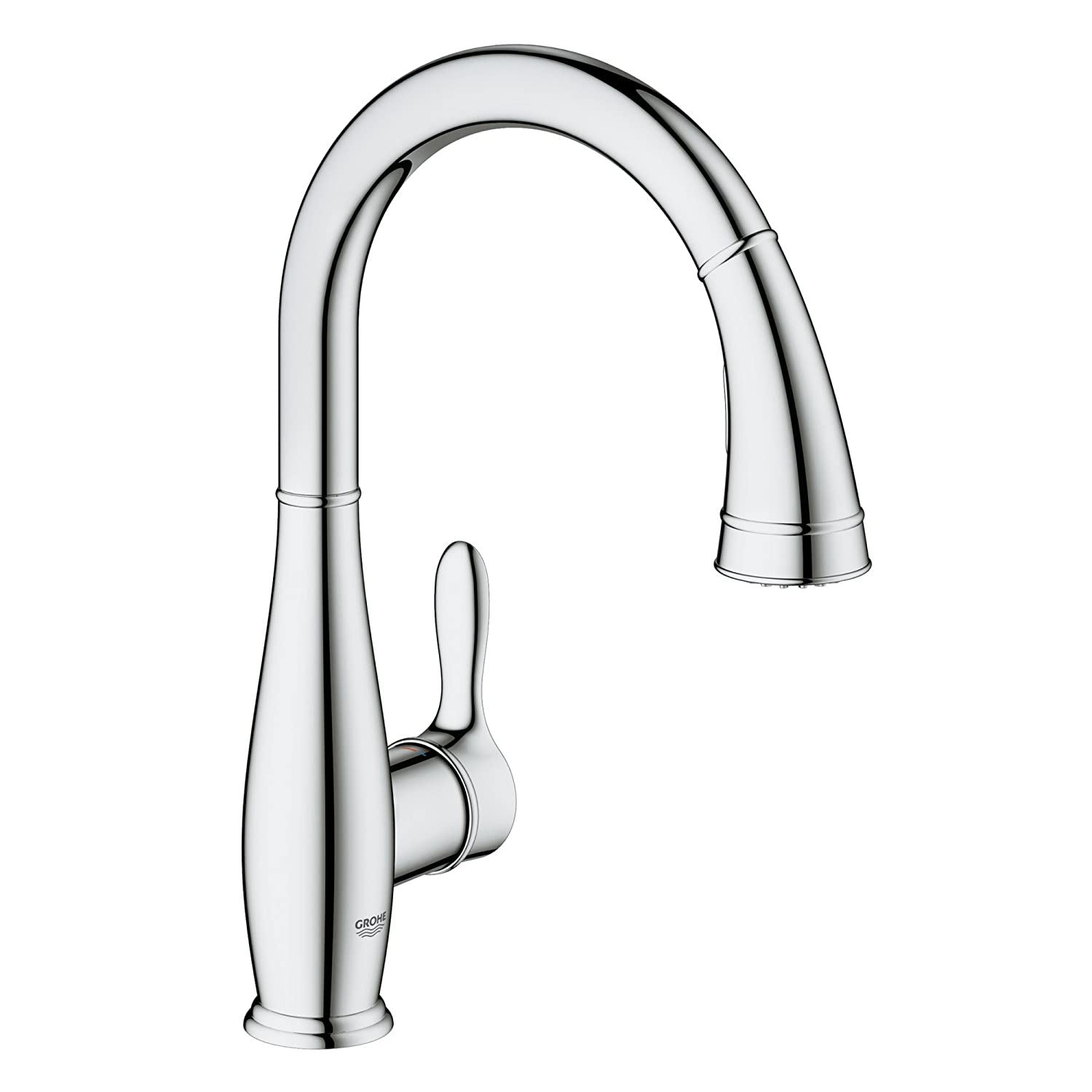 Parkfield Single-Handle Pull-Down Kitchen Faucet - - Amazon.com