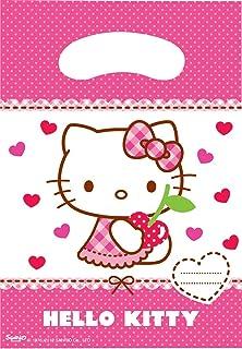 Hello Kitty Herzen Party Tüten