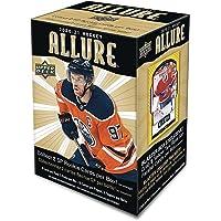 $34 » 2020-21 Upper Deck Allure NHL Hockey Blaster Box - 6 Packs per Box - 5 Cards per Pack…
