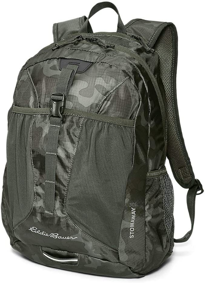 Eddie Bauer Unisex-Adult Stowaway Packable 30L Pack