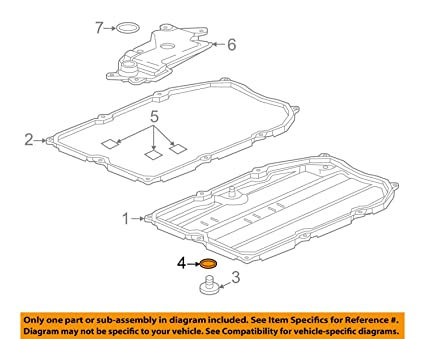 amazon com general motors gm oem transmission fluid drain plug Drive Shaft Diagram