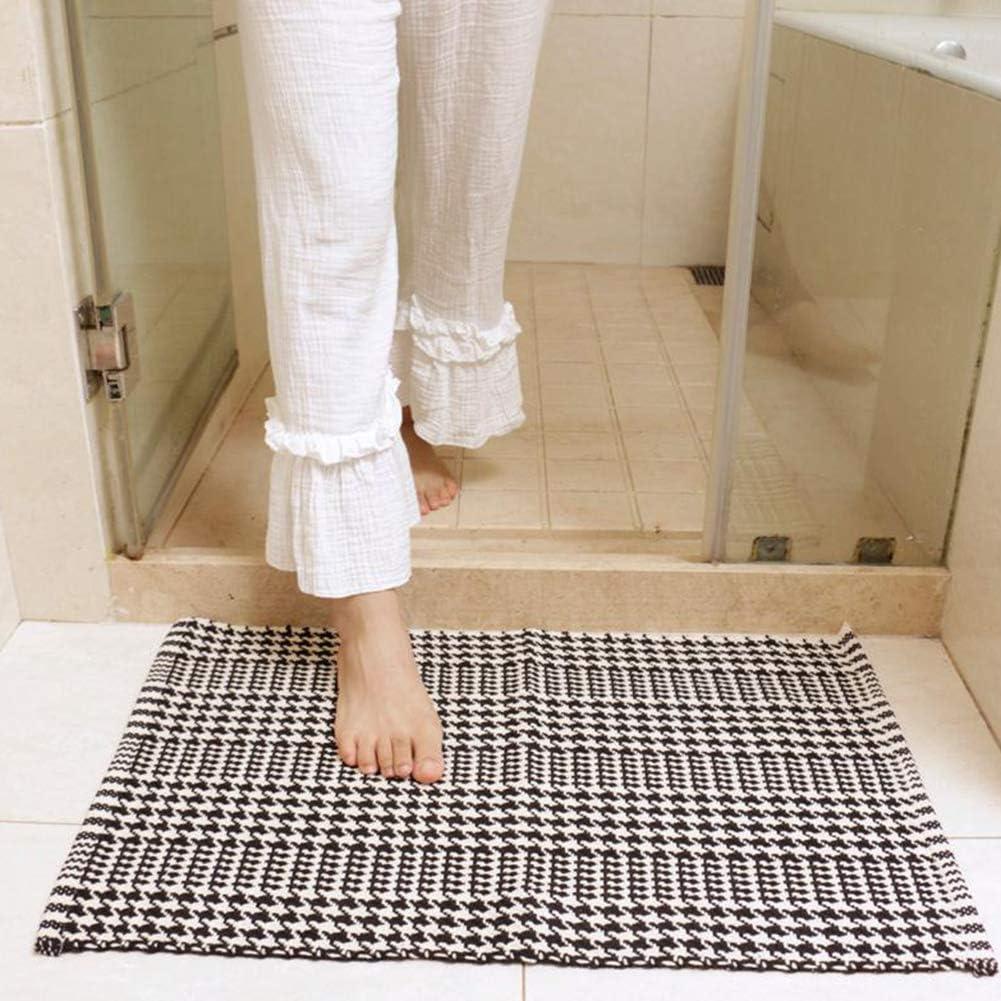 Amazon.de: GHGMM Haushalt Baumwolle Teppich, Bodentuch Küche Bad