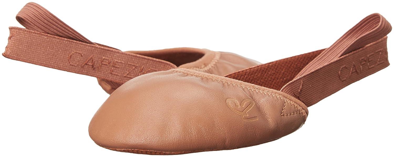 K Capezio Kids Turning Pointe 55 Ballet Shoe TURNING POINTE 55