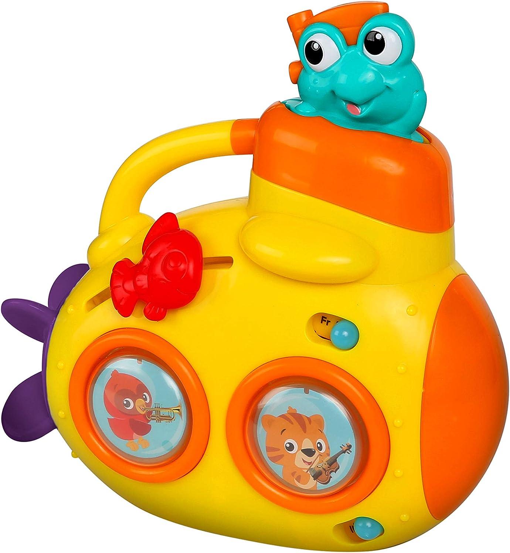 Discovery Submarine ™ juguete de actividades musical con luces y ...