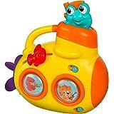 Discovery Submarine Musical Toy - Baby Einstein, Baby Einstein, Laranja/Amarelo/Vermelho