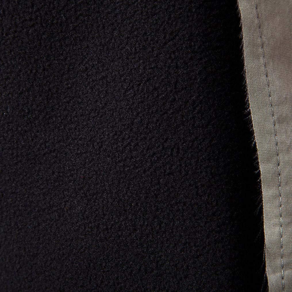 Resplend Camisa con Capucha sólida con Capucha y Mangas largas en otoño de Invierno de los Hombres Sudadera con Capucha Exterior de Outwear: Amazon.es: Ropa ...