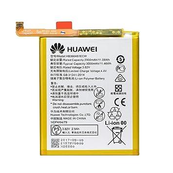 Bateria Original Huawei HB366481ECW con 3000 mAh de Capacidad ...