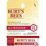 Burt's Bees All Weather Moisturising Lip Balm SPF15