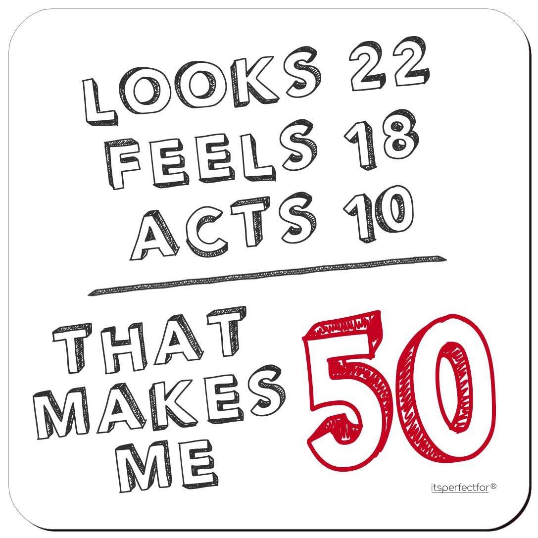 Funny 50th Birthday Gifts: Amazon.co.uk