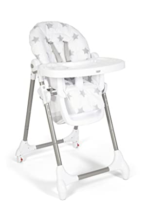 Mamas U0026 Papas Snax Adjustable Highchair With Removable Tray Insert And  Freestanding, Compact Fold