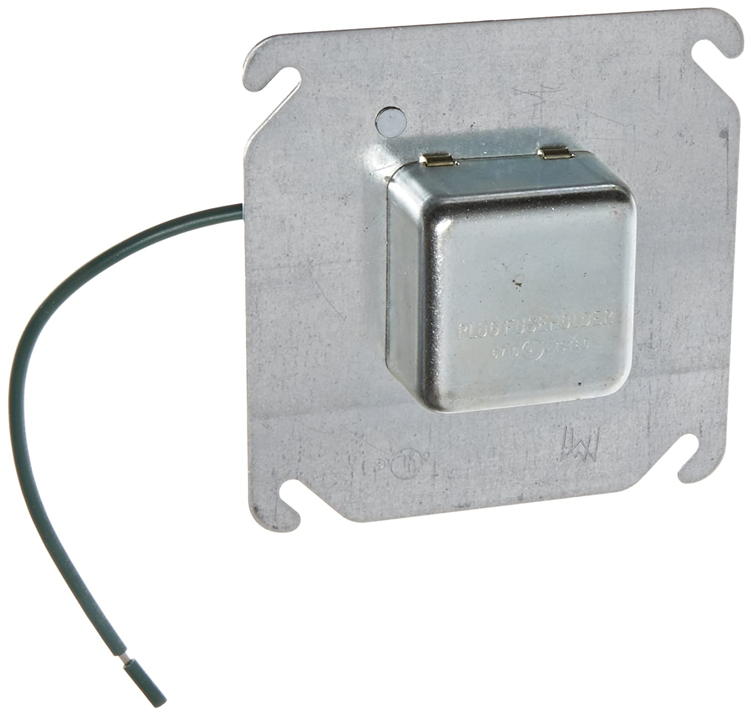 Mersen COX 4 Octagon Box Cover for Edison-Base Fuse Holder