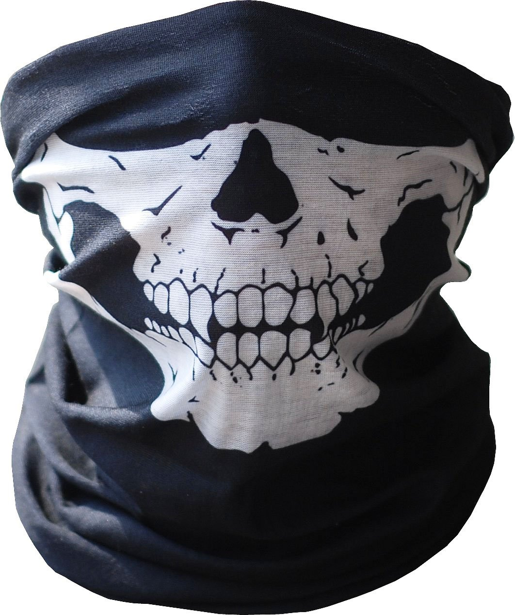 ThreeH Skull Face Mask Seamless Windproof Warm Magic Scarf Riding Hiking Outdoor Sports Mask FM111