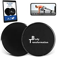 Disques de glisse / Core Sliders + Application Fitness + Francais eBook