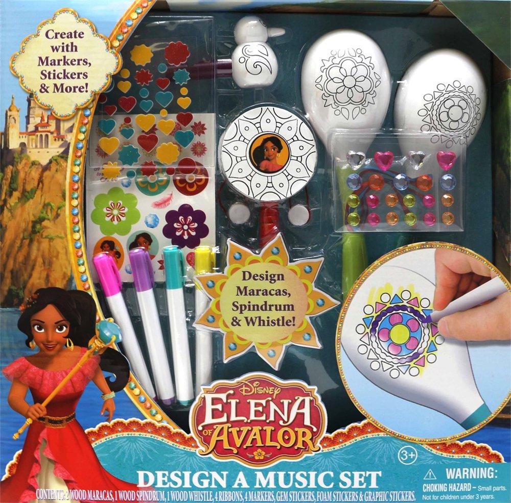 Disney Elena Design A Music Set by Disney