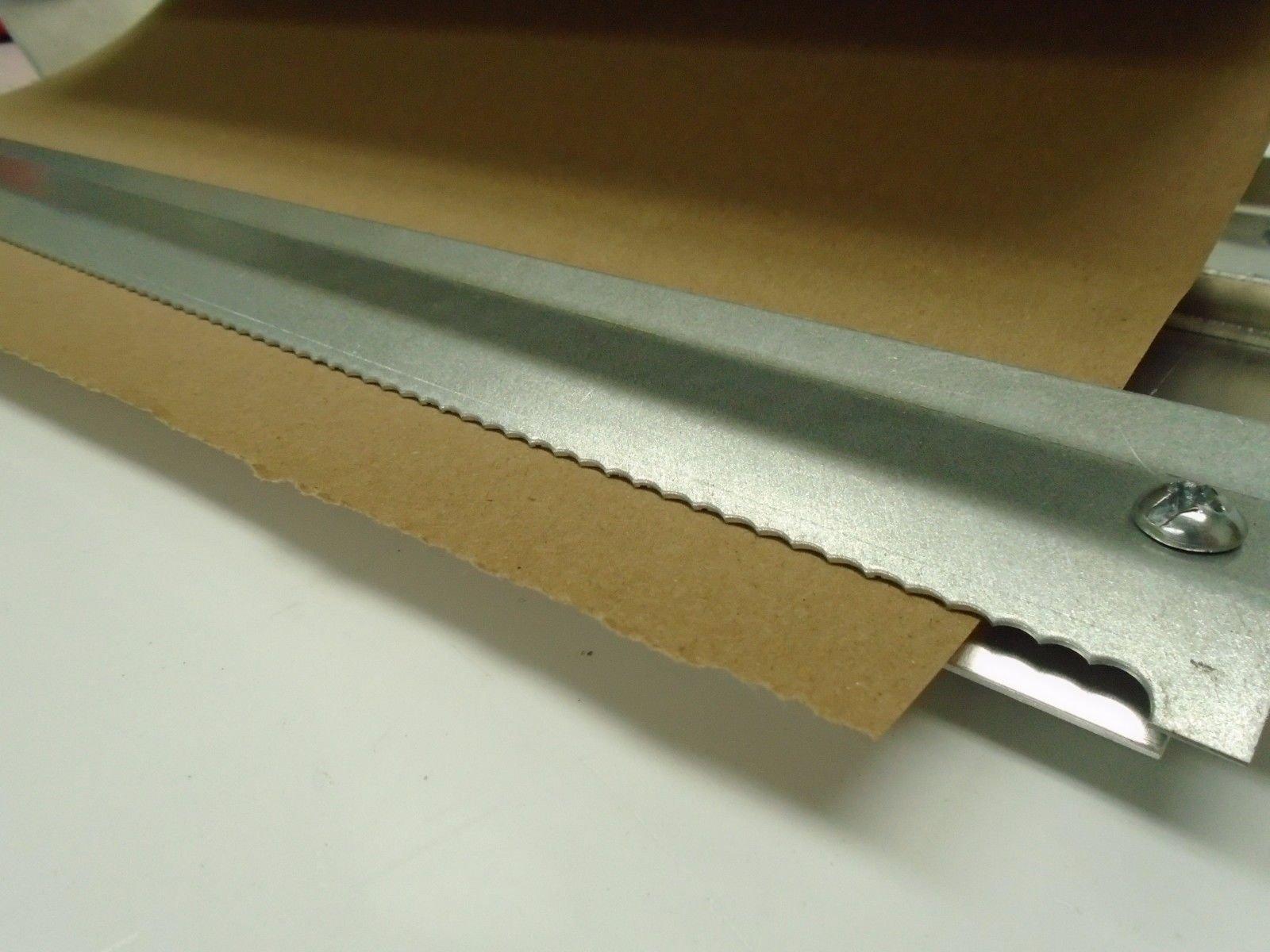 Paper Cutter Roll Dispenser Econoline 18 inches table mount Kraft paper Duralov by Duralov (Image #2)