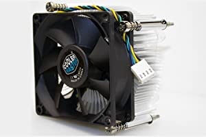 PartsCollection Intel CPU's Heatsink Cooling Fan for HP Pro 3330 Microtower PC
