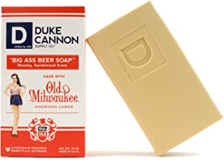 product image for Duke Cannon Beer Soap for Men, 10 oz. in Limited Edition Pin-up Girl Box,1 Pack