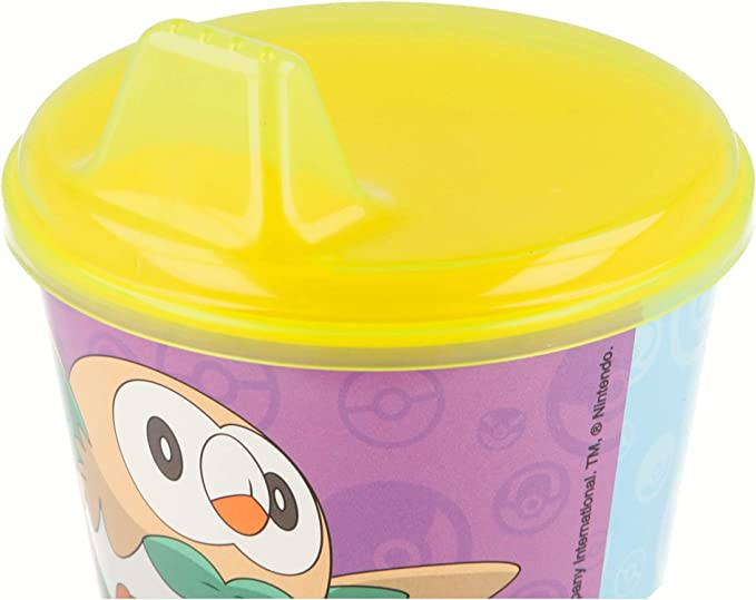 Bicchiere Pokemon Sipper