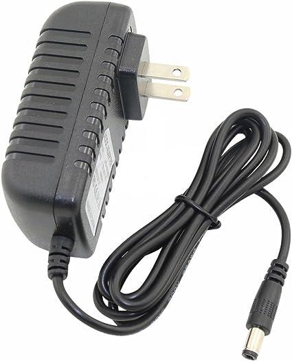 12V AC DC Adapter For Yamaha PSR-21 PSR-22 PSR-27 PSR-32 PSR-36 Keyboard Power