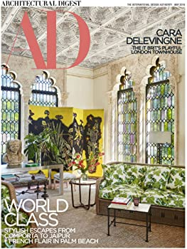 2-Yr Architectural Digest Magazine Subscription