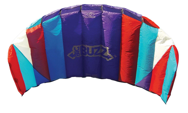 FLEXIFOIL 2.05m Power Kite, Big Buzz Sport Foil - Safe, Reliable, Durable Family Orientated Power Kiting by FLEXIFOIL