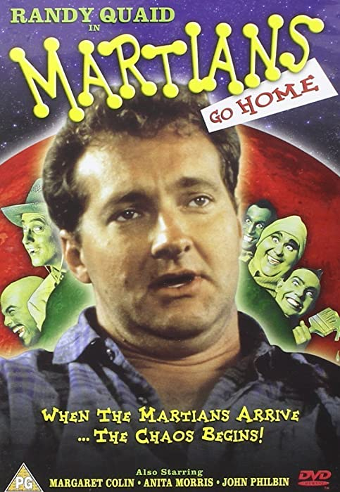The Best Martians Go Home Dvd