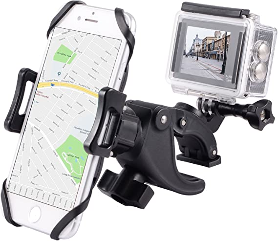 Helmet Mount for iPhone 7 /& 7 Plus Velocity Clip