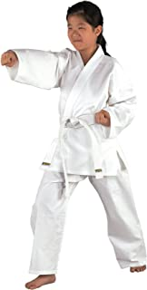 Karate uniform Renshu by KWON, white, 551001, Size 120-200