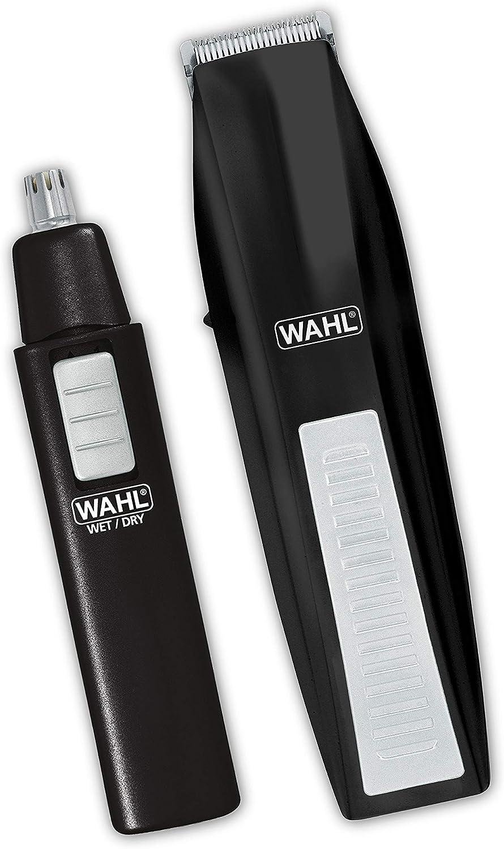 Wahl Beard Trimmer - beard trimmers (Negro, AA): Amazon.es: Salud ...