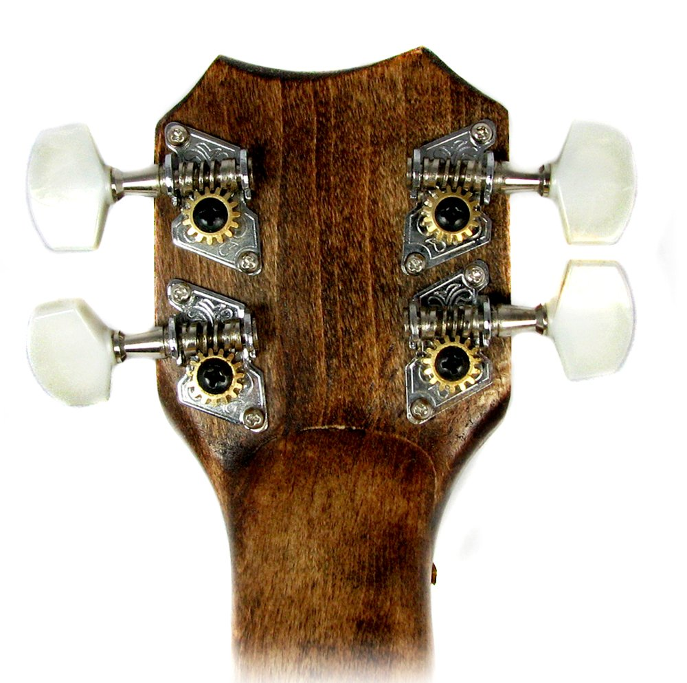 Cigar Box Guitar Parts: Shane Speal Signature 4-String CBG Tuners C. B. Gitty Crafter Supply C. -1603