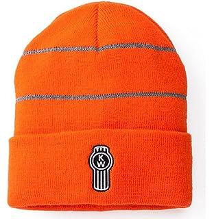 440cd87bd0c Kenworth High-Vis Safety Orange Winter Beanie Cap. Kenworth High-Vis Safety  Orange Winter Beanie Cap. CDN  25.40 · Kenworth Charcoal Gray Knit ...