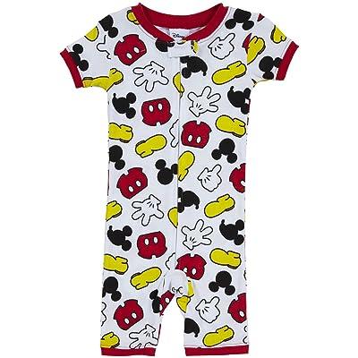 Disney Little Girls' Mickey Pajama Set (Toddler/Kid) - Mickey