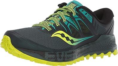Saucony Peregrine ISO, Zapatillas de Trail Running para Hombre ...