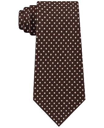Michael Kors - Corbata de seda para hombre, diseño de lunares ...