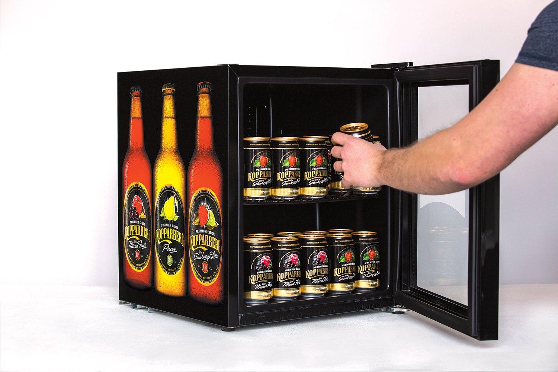 HUS-HU237 Husky Kopparberg Drinks Cooler [Energy Class A+]