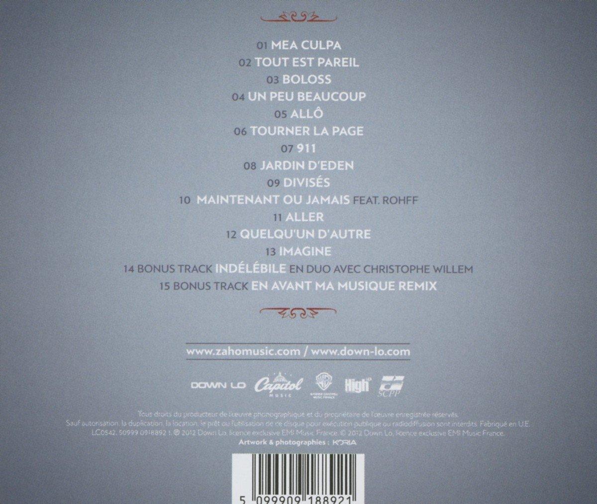 ZAHO TOUT EST PAREIL MP3 GRATUIT GRATUIT