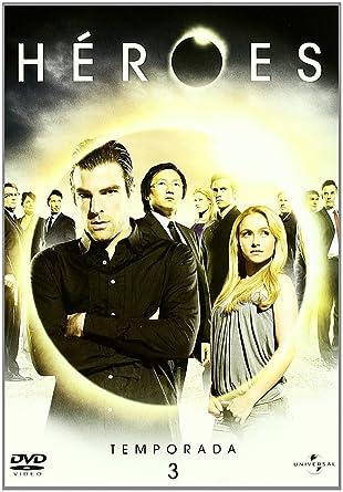 Heroes (3º temporada) [DVD]