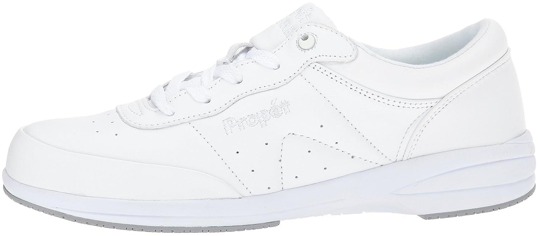 Propet Women's Washable Walker Sneaker B01NADQEBX 7 W US|Sr White